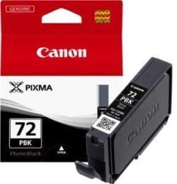 CARTUS PHOTO BLACK PGI-72PBK 14ML ORIGINAL CANON PIXMA PRO 10