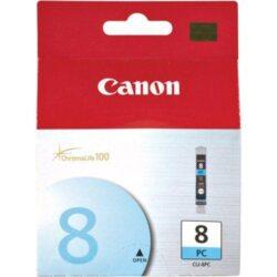 CARTUS PHOTO CYAN CLI-8PC 13ML ORIGINAL CANON IP6600D