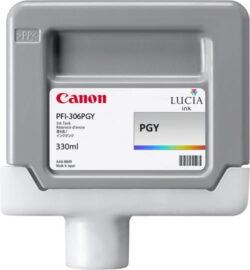 CARTUS PHOTO GREY PFI-306PGY 330ML ORIGINAL CANON IPF 8400