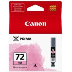 CARTUS PHOTO MAGENTA PGI-72PM 14ML ORIGINAL CANON PIXMA PRO 10