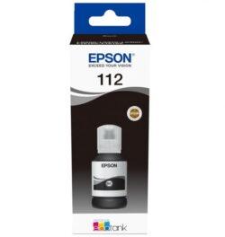 CARTUS PIGMENT BLACK 112 C13T06C14A ORIGINAL EPSON L15150