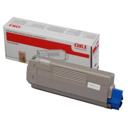 CARTUS TONER BLACK 44059168 7K ORIGINAL OKI MC 851DN