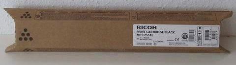 CARTUS TONER BLACK 841587 / 842061 10K ORIGINAL RICOH AFICIO MP C2051