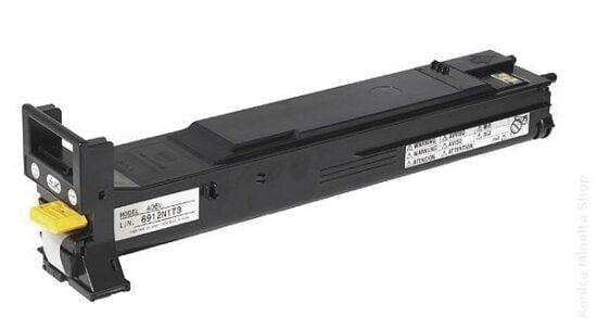 CARTUS TONER BLACK A06V152 6K ORIGINAL KONICA MINOLTA MAGICOLOR 5550