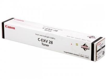 CARTUS TONER BLACK C-EXV28BK 44K ORIGINAL CANON IR C5045