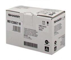 CARTUS TONER BLACK MXC30GTB 6K ORIGINAL SHARP MX-C300WE
