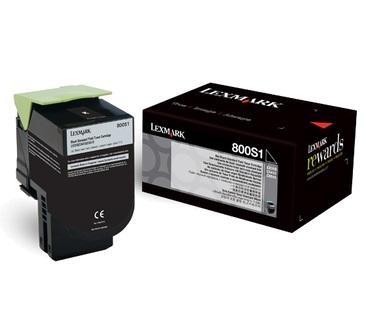 CARTUS TONER BLACK NR.800S1 80C0S10 2