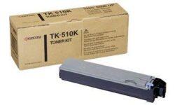 CARTUS TONER BLACK TK-510K 8K ORIGINAL KYOCERA FS-C5020N