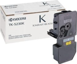 CARTUS TONER BLACK TK-5230K 2.6K ORIGINAL KYOCERA ECOSYS M5521CDN