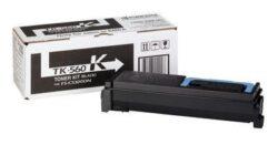 CARTUS TONER BLACK TK-560K 12K ORIGINAL KYOCERA FS-C5300DN