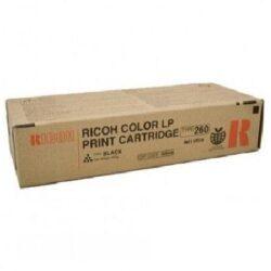 CARTUS TONER BLACK TYPE 260 888446 24K ORIGINAL RICOH AFICIO CL7200
