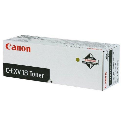 CARTUS TONER C-EXV18 8