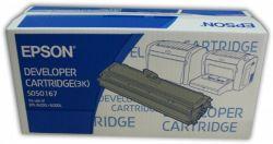 CARTUS TONER C13S050167 3K ORIGINAL EPSON EPL 6200