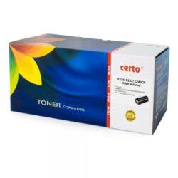 CARTUS TONER COMPATIBIL CERTO NEW 24016SE/K3756 6K LEXMARK OPTRA E230
