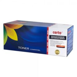 CARTUS TONER COMPATIBIL CERTO NEW BLACK CC530X/CE410X/CF380X 4