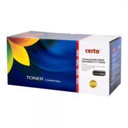 CARTUS TONER COMPATIBIL CERTO NEW C7115X/Q2613X/Q2624 4K HP LASERJET 1200