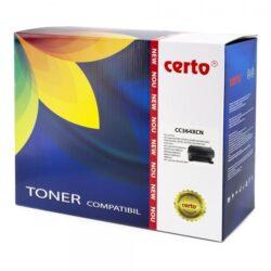 CARTUS TONER COMPATIBIL CERTO NEW CC364X/CE390X HP LASERJET P4015N