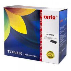 CARTUS TONER COMPATIBIL CERTO NEW CF287X 18K HP LASERJET M506DN