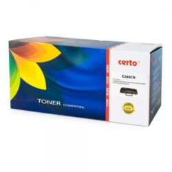 CARTUS TONER COMPATIBIL CERTO NEW E260A21E 3