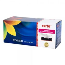 CARTUS TONER COMPATIBIL CERTO NEW MAGENTA CE313A/CF353A/CRG-729 1K HP LASERJET PRO CP1025