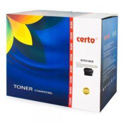 CARTUS TONER COMPATIBIL CERTO NEW Q7551A 6