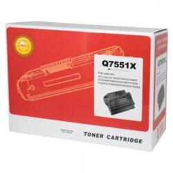 CARTUS TONER COMPATIBIL NEW Q7551XGN HP LASERJET P3005