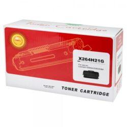 CARTUS TONER COMPATIBIL NEW X264H21GGN 9K LEXMARK X264