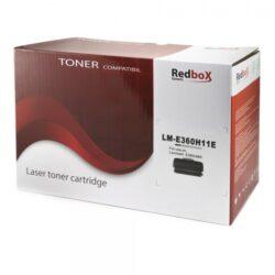 CARTUS TONER COMPATIBIL REDBOX E360H21E 9K LEXMARK E360D
