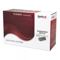 CARTUS TONER COMPATIBIL REDBOX Q5949X/Q7553X 7K HP LASERJET P2015
