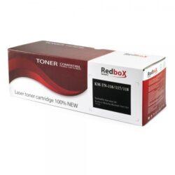 CARTUS TONER COMPATIBIL REDBOX TN-116/TN-117/TN-118 5