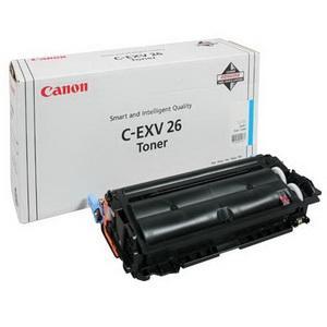 CARTUS TONER CYAN C-EXV26C 6K ORIGINAL CANON IR C1021I