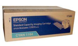 CARTUS TONER CYAN C13S051164 2K ORIGINAL EPSON ACULASER C2800N