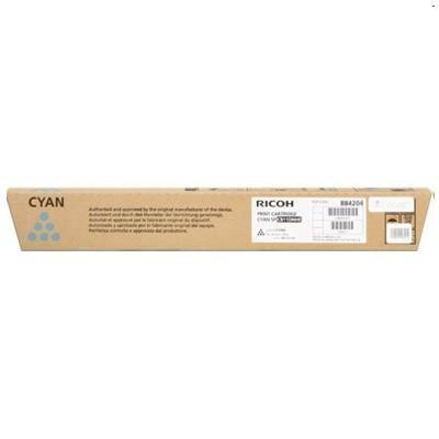 CARTUS TONER CYAN TYPE 811 884204/821220 15K ORIGINAL RICOH SP C811DN
