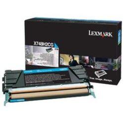 CARTUS TONER CYAN X748H2CG 10K ORIGINAL LEXMARK X748DE