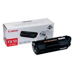 CARTUS TONER FX-10 2K ORIGINAL CANON L100