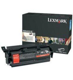 CARTUS TONER HC X654X21E 36K ORIGINAL LEXMARK X654DE