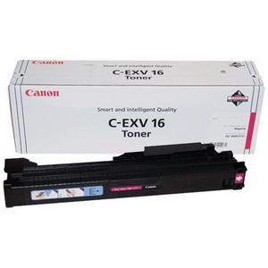 CARTUS TONER MAGENTA C-EXV16M 36K 530G ORIGINAL CANON CLC 4040