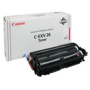 CARTUS TONER MAGENTA C-EXV26M 6K ORIGINAL CANON IR C1021I