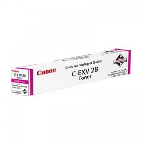 CARTUS TONER MAGENTA C-EXV28M 38K ORIGINAL CANON IR C5045
