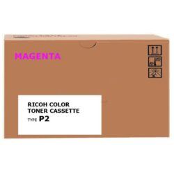 CARTUS TONER MAGENTA TYPE P2 885484/888237 10K ORIGINAL RICOH AFICIO C2232