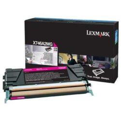 CARTUS TONER MAGENTA X746A2MG 7K ORIGINAL LEXMARK X746DE