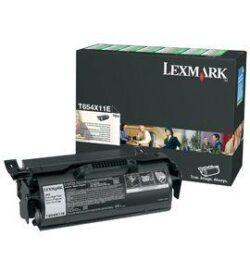 CARTUS TONER RETURN HC T654X11E 36K ORIGINAL LEXMARK T654