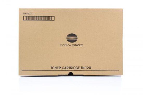 CARTUS TONER TN120 9967000777 16K ORIGINAL KONICA MINOLTA BIZHUB 240F