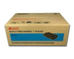 CARTUS TONER TYPE 215 400760 20K ORIGINAL RICOH AFICIO AP 600