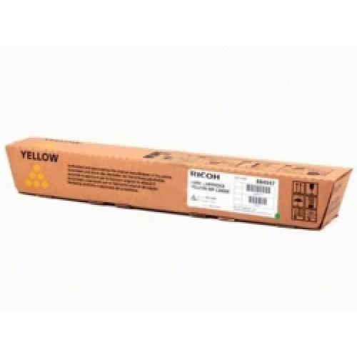 CARTUS TONER YELLOW 842031/884947 15K ORIGINAL RICOH AFICIO MP C2000