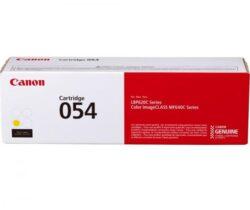 CARTUS TONER YELLOW CRG054Y 1.2K ORIGINAL CANON MF645CX
