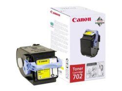 CARTUS TONER YELLOW EP-702Y 6K ORIGINAL CANON LBP 5960