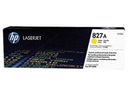 CARTUS TONER YELLOW NR.827A CF302A 32K ORIGINAL HP LASERJET M880Z