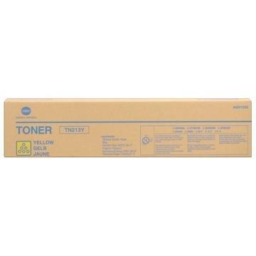 CARTUS TONER YELLOW TN-213Y A0D7252 19K ORIGINAL KONICA MINOLTA BIZHUB C203