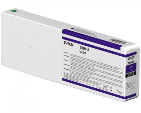 CARTUS VIOLET C13T804D00 700ML ORIGINAL EPSON SC-P7000V